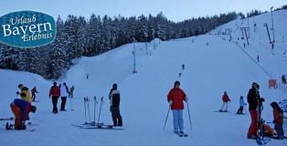 Skigebiet Bayern