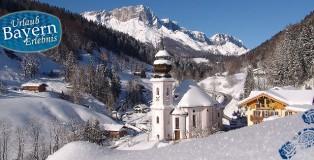 Kurzurlaub im Winter in Bayern