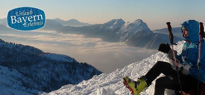 Skitouren für Ski-Bergsteiger