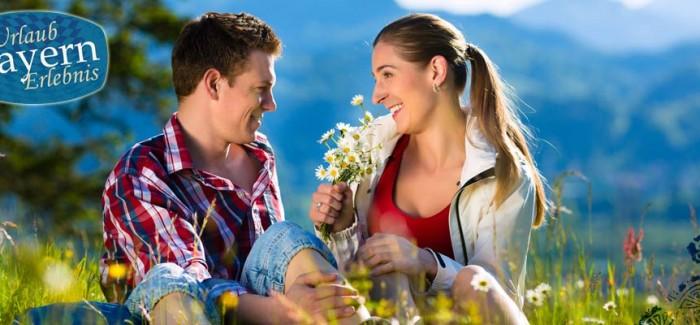 Romantisches Wochenende zu zweit