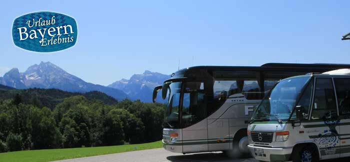 Berchtesgadener Busausflüge