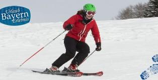 Preisgünstig Skifahren in bayerischen Skigebieten