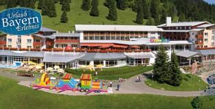 Das Kinderhotel Oberjoch im Allgäu