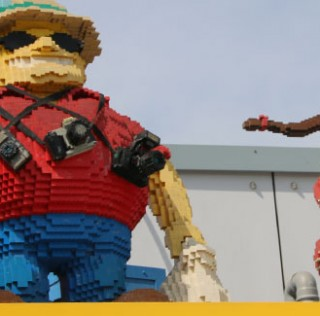 Familienausflug Legoland Günzburg
