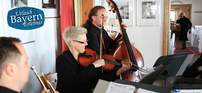 Urlaub in einer Ferienwohnung und Kultur in Bad Reichenhall